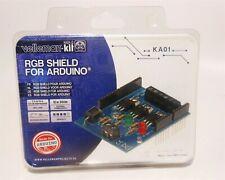 2.08 Length Velleman KA05 I//O Shield for Arduino Kit 1 Grade to 12 Grade 2.67 Height