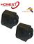 FOR TOYOTA rav4 2.0 VVTI 2.2 d4d 06 /> Front stabiliser Anti Roll Bar D Bushes x2