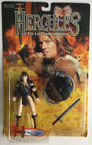 XENA Warrior Princess Weaponry ToyBiz 1995 New! Hercules The Legendary Journeys