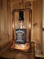 JACK Daniels Bottle Rame Retrò Luci LED