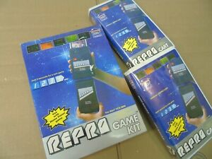 ReproCard-Repro-Card-Copy-Cart-Complete-Atari-2600-Video-Game-System-Cuttle-Cart