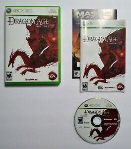 Dragon Age Origins for Microsoft Xbox 360 CIB Video Game