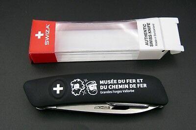 Und Eisenbahn Museum Pflichtbewusst Schweizer Taschenmesser Swiza D03 Swiss Army Knife Strukturelle Behinderungen Eisen