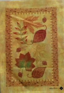 Mosaic-Fall-Leaves-Garden-Flag-by-Toland-7259-Autumn