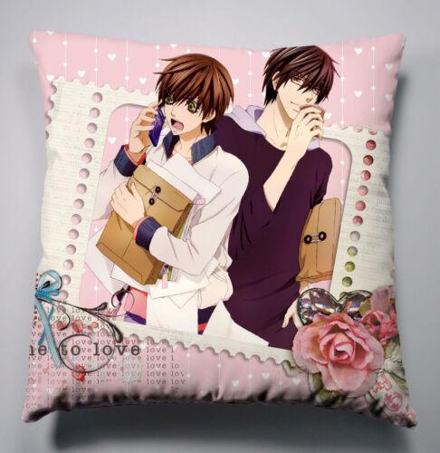 Neu Sekai Ichi Hatsukoi Kissen Sofakissen Dekokissen Pillow Cushion 40x40CM A8