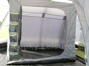Image is loading K&a-Travel-Pod-ACTION-AIR-Inflatable-Drive-Away- & Kampa Travel Pod ACTION AIR Inflatable Drive Away Awning u2013 Bedroom ...