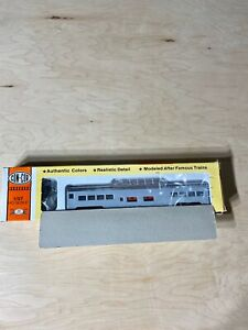Ho Scale Con-Cor 72 Ft Passenger Car Dome Undecorated New Open Box