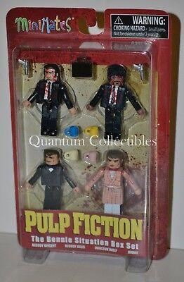 Quinten Tarantino Pulp Fiction Minimates The Bonnie Situation Jimmie