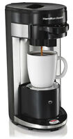 Hamilton Beach Flexbrew Single Serve Ground & K-cup Coffee Maker | 49999a on Sale