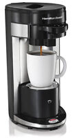 Hamilton Beach Flexbrew Single Serve Ground & K-cup Coffee Maker | 49999a on Sale
