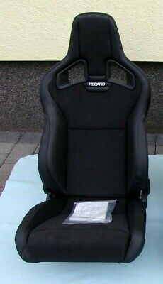 Recaro Cross Sportster Cs Right Seat Artificial Leather Dinamica 414 10 2575 Ebay