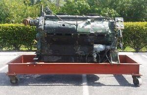 Detroit-Diesel-12V149N-Marine-Diesel-Engine