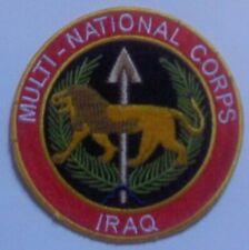 "***PURPLE HEART IRAQI FREEDOM***   3/""RD Military Veteran Hero Iraq Patch P1482 E"