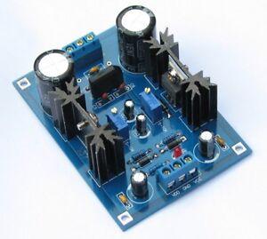 LM317 LM337  Adjustable Filtering Power Supply Kits DIY AC//DC Voltage Regulator