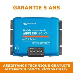 Victron BlueSolar MPPT 150/60-Tr Contrôleur de Charge Solaire - SCC010060200