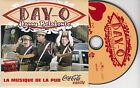 CD CARTONNE CARDSLEEVE HARRY BELAFONTE DAY-O 2T DE 2003 PUB COCA COLA ETAT NEUF