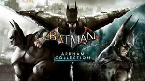 Batman-Arkham-Collection-PC-Steam-Key-Worldwide-Arkham-Asylum-City-Kight