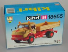 Kibri 14129 H0 MB Rundhauber LAK 1620 mit Kipp-Pritsche