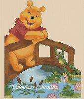 Counted Cross Stitch Winnie The Pooh - Complete Kit 10-39 Kit