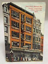 1911 Postcard Pearce Cloak Co Minneapolis Minnesota Women's Fashion Apparel