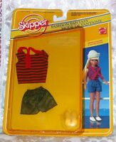 Vintage Mattel Barbie 1982 Canada Issue Skipper Fashion Fantasy Clothes 5810