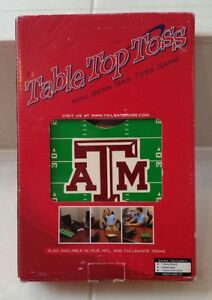 Marvelous Details About Rare Texas Am Aggies Mini Bean Bag Table Top Toss Game Nib Free Shipping Gig Em Ibusinesslaw Wood Chair Design Ideas Ibusinesslaworg