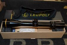 "Leupold VX-3i 3.5-10x40mm Gloss Black Rifle Scope 1"" Tube Duplex Reticle 170450"