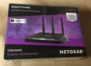 Details about NETGEAR Nighthawk AC2100 Smart WiFi Router (R7200 100NAS)