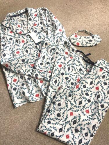 Maison motif festif en coton brossᄄᆭ d'impression 10 Nimes Pyjama Suk Taille De 12 avec wOPZuiXkT