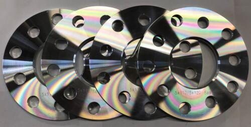 Llantas De Aleación Espaciadores 5mm X 4 para Mini R60 R61 5X120 72.6