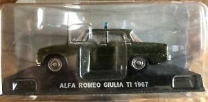 DIE-CAST-034-ALFA-ROMEO-GIULIA-TI-1967-034-SCALA-1-43-CARABINIERI