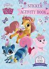 Disney Princess Palace Pets Sticker Activity Book by Scholastic Australia (Paperback, 2015)