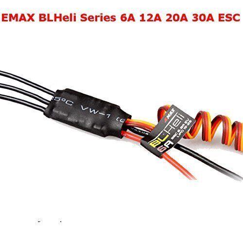 EMAX BLHeli 6A ESC Speed Controller 0.8A 5V BEC