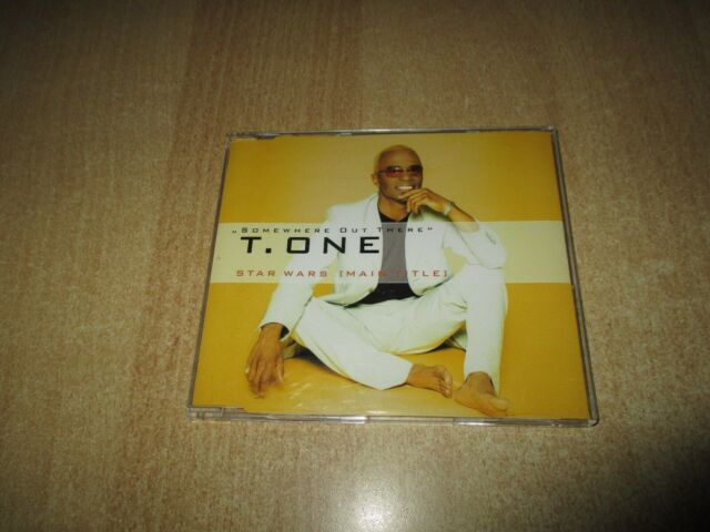 T.One-Somewhere Out There(Star Wars Main Title) Musik-Maxi-CD Erscheinungsj.1999