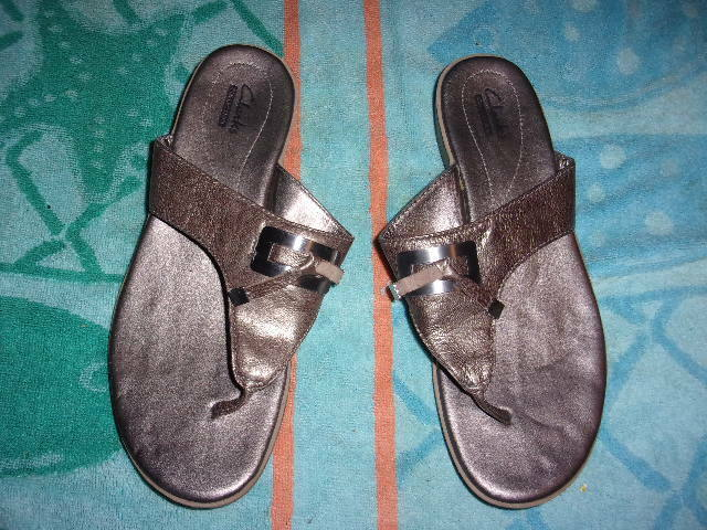 Clarks COLLECTION SANDALS SIZE WOMEN'S SIZE SANDALS 8 M 2f3312