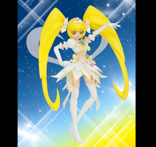 Cure Sunshine Super Silhouette... FROM JAPAN S.H.Figuarts Heart Catch PreCure
