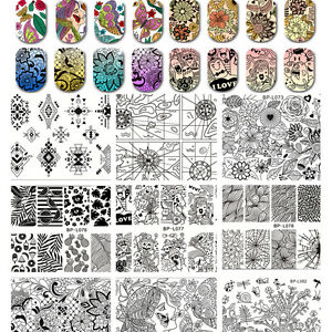 60Patterns-Nail-Stamping-Plates-Stainless-Steel-Nail-Art-Stamp-Template