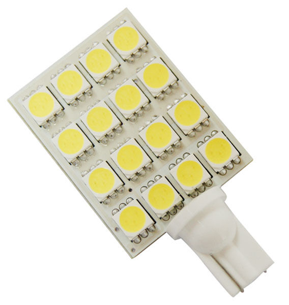 4 x T10 LED Wedges, Cool White To Suit Most Jayco Caravans And Narva Lights