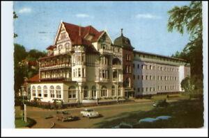 BAD-SACHSA-1966-Reichsbund-Erholungsheim-Autos-davor