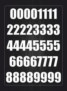 Set-40x-autocollant-sticker-porte-voiture-moto-numero-nombre-chiffre-course-blan