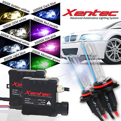 XENTEC LED HID Headlight Conversion kit H11 6000K for 2006-2015 Lexus IS250