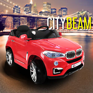 Image Is Loading Bmw X5 Style Kids Electric Ride On Car