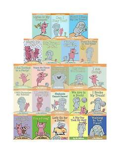 Elephant and piggie book set