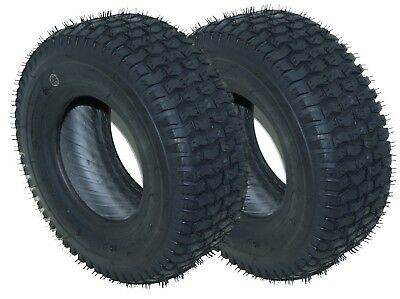 Kenda Rib Tread Tubeless 4 Ply Small Mower Tire 13x5-6 2x 13x5.00-6