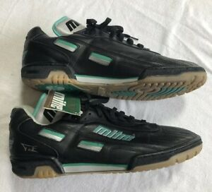 New-with-tags-Vintage-Men-039-s-Mitre-Indoor-Soccer-Shoes-Size-9-5