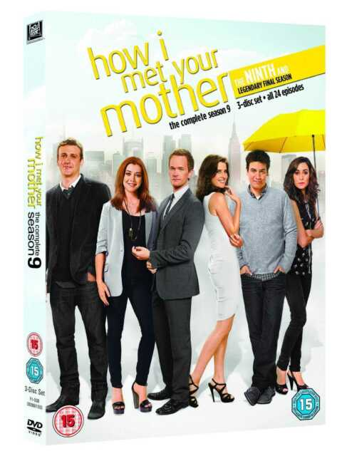 How I Met Your Mother: Season 9 - DVD