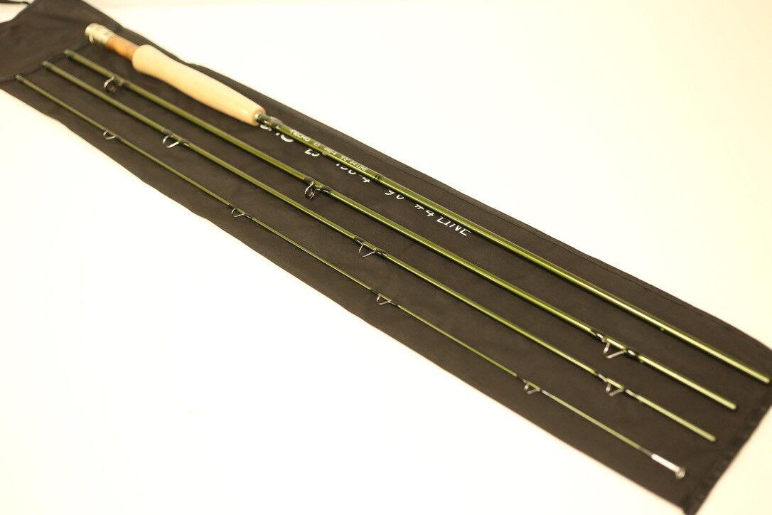 Echo Echo Echo 3 Fly Rod 9' 4 WT Freshwater FREE LINE & FAST SHIPPING af475d