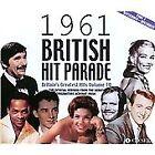 Various Artists - 1961 British Hit Parade, Pt. 3 (September-December, 2012)