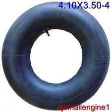 INNER TUBE 4.10/3.50-4, 410x350-4, 4.10x3.50-4 STRAIGHT STEM VALVE - SHIPS FREE!