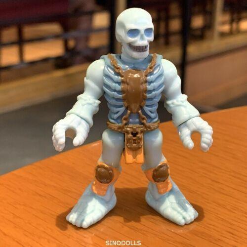 Fisher Price Imaginext Battle Arena Bones the Skeleton FIGURE TOY the Skeleton